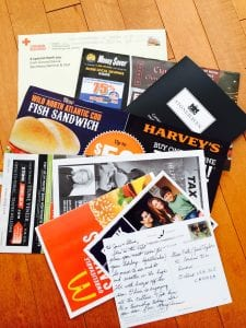 Direct Mail Full House