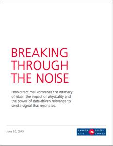 break through the noise courtesy of Prime Data